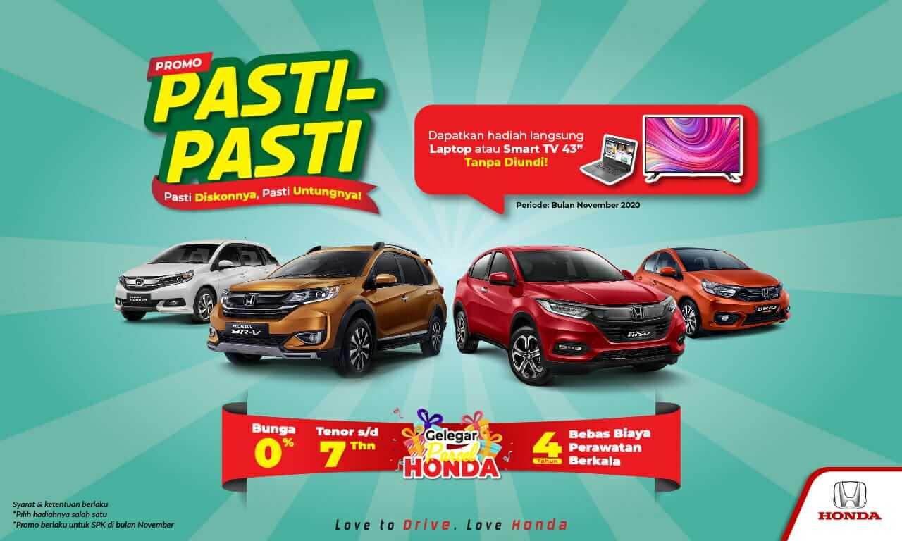 Promo Pasti Pasti Untungnya Di Honda Solo Baru